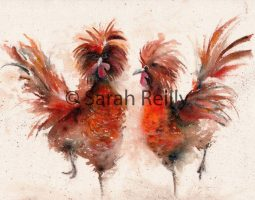 Polish Frazzles by Sarah Reilly, Suffolk Artist, Love Country UK