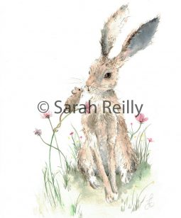 Little Friend by Sarah Reilly, Suffolk Artist, Love Country UK