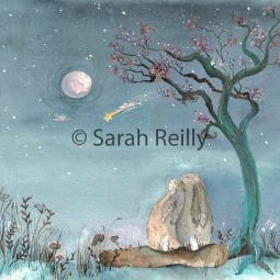 Stars and Dreams by Sarah Reilly, Suffolk Artist, Love Country UK