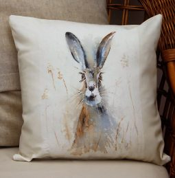 In the Wet Grass Cushion by Sarah Reilly Love Country UK