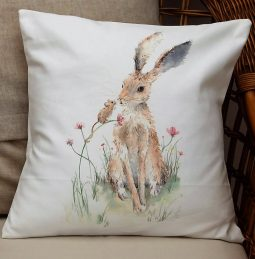 Little Friend Cushion by Sarah Reilly Love Country UK