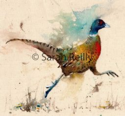 Hurry Scurry by Sarah Reilly, Suffolk Artist, Love Country UK
